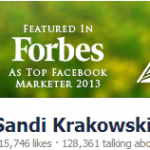 Sandi Krakowski is a Netpreneur, A Facebook Marketing Expert