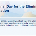International Day for the Elimination of Racism