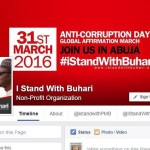 Presidency and #Istandwithbuhari Group
